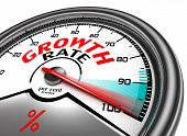 Growth Rate Conceptual Meter