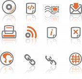 Ireflect Set   Web And Internet Icons