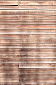 Weathered Wood Siding poster