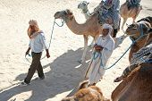 Zwei Berber