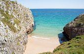 Playa de Nueva De Llanes