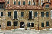 Venice, Former Abbey Of San Gregorio