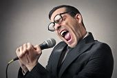 pic of ironic  - Extreme Singing - JPG