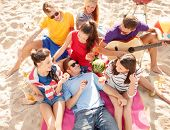 stock photo of mating  - summer - JPG