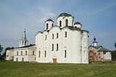 picture of saint-nicolas  - Saint Nicolas Cathedral Novgorod the Great Russia - JPG