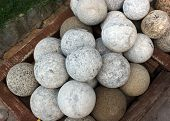 Stone  Cannonball
