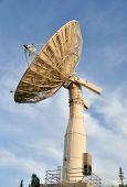 Satellite Communications Dish
