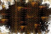 Grunge Mixed Background