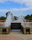 Fountain of Peace at Nagasaki Peace Park