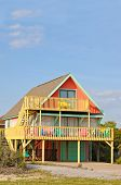 Colorful Beach House