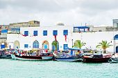 Resort Town Bizerte In Tunisia, Africa