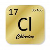 Chlorine element