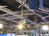 Television Studio Light Equipment