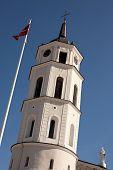 Belfry Of Vilnius Cathedral
