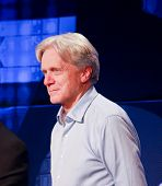 Las Vegas, Nv - May 5, 2014: Dssd Founder  Andy Bechtolsheim Makes Speech At Emc World 2014 Conferen