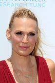 LOS ANGELES - MAY 17:  Molly Sims at the Ovarian Cancer Research Funds Inaugural Super Saturday LA a