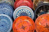 Tunisian Plates