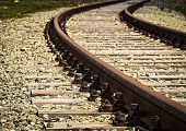 Turn Old Rail Track