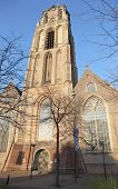 Church In The Rotterdam, Netherlands