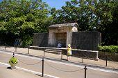 Ancient Shrine In Okinawa