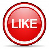 like web icon