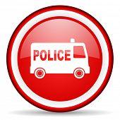 police web icon