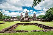Prasat Hin Phimai Historical Park In Thailand