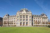 University Of Bern Building Facade