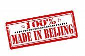One Hundred Percent Made In Beijing