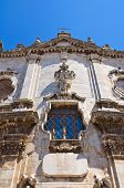 stock photo of pilaster  - Church of St - JPG