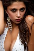 Sexy Latin Woman
