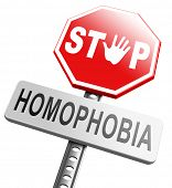 stock photo of bisexual  - homophobia homosexual discrimination homosexuality lesbian - JPG