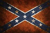 Vintage Confederate Flag