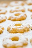 Canestrelli cookies