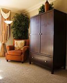 picture of armoire  - Luxury bedroom Furniture - JPG