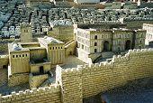 Model Of Jerusalem City