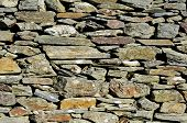 background made of a close-up of a stone wall