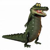 Toon Croc poster