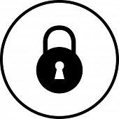 padlock symbol