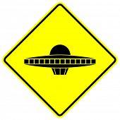 sinal de navio de UFO