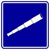 telescope sign