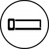 hack saw symbol