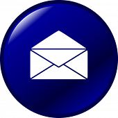 image of telegram  - open mail button - JPG