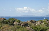 The Caribbean From Virgin Gorda