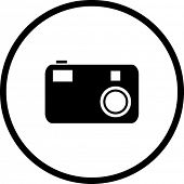digital camera symbol