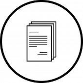 documents symbol