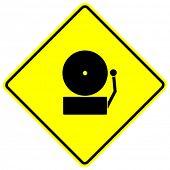 señal de llamada de la campana
