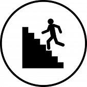 stairs symbol