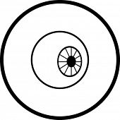 eyeball symbol