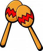 maracas musical instrument